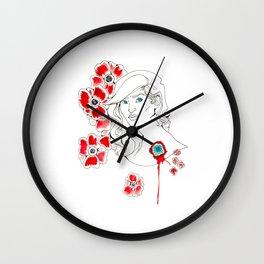Desire, Despair Wall Clock