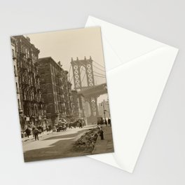 Pike and Henry Streets, Manhattan Stationery Cards