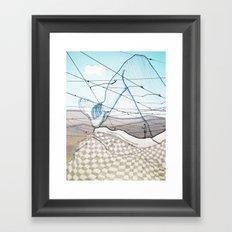 Viagem#3 Framed Art Print