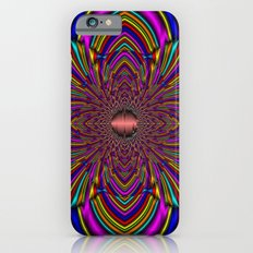 Star Mandala - Multicolor iPhone 6s Slim Case