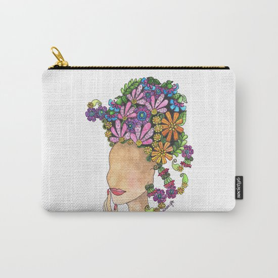 Glamour Carry-All Pouch