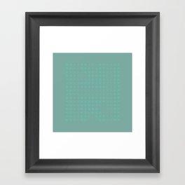 HN Arrows Framed Art Print