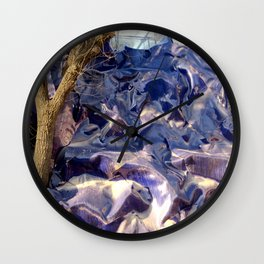 Growing Out Of Discord Wall Clock