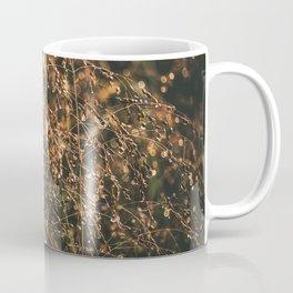 Morning dew on plant Coffee Mug