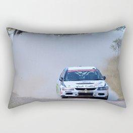 New England HWY rally Rectangular Pillow