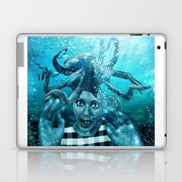 Underwater Nightmare Laptop & iPad Skin