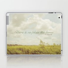 There is no place like home -The Wizard Of OZ Laptop & iPad Skin