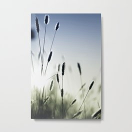 in between days Metal Print