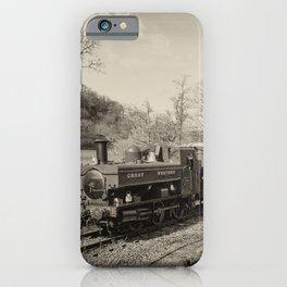 Dart Valley Steam  iPhone Case