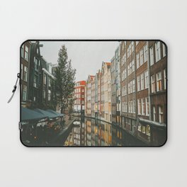Amsterdam Canals Laptop Sleeve