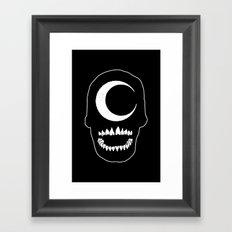 daggercult Framed Art Print
