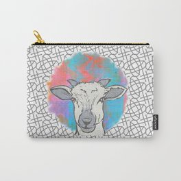 Sheep Spot Carry-All Pouch