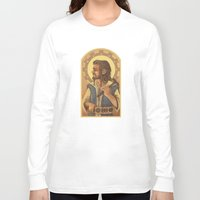 thorin Long Sleeve T-shirts featuring Thorin by MelColley