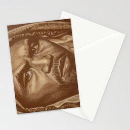 round 12..manny pacquiao Stationery Cards