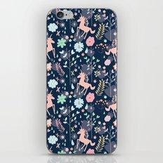 Unicorns in Hesperides iPhone & iPod Skin