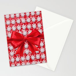 Merry Cannabis! Stationery Cards