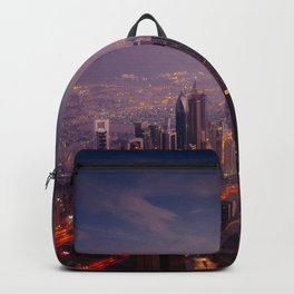 City sky view Backpack