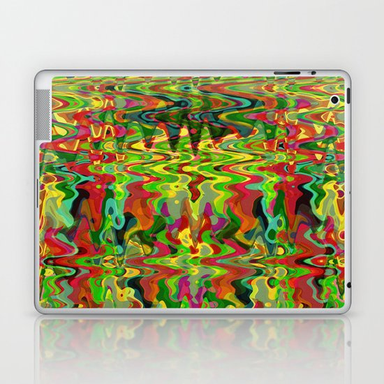 Melting Pot Laptop & iPad Skin