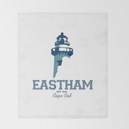 Eastham - Cape Cod. Throw Blanket