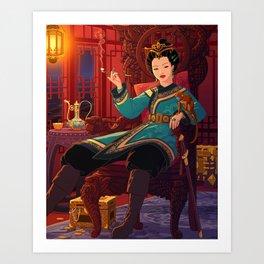 Ching Shih Art Print