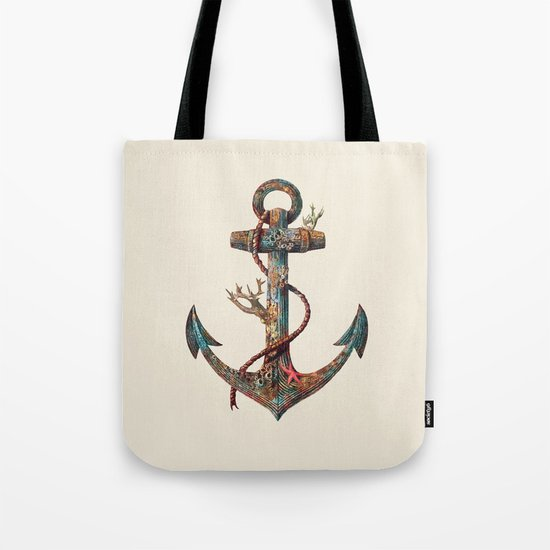 Lost at Sea - colour option Tote Bag