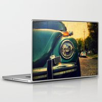 beetle Laptop & iPad Skins featuring Beetle by Melissa Lund