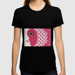 Koinobori | Pink T-shirt