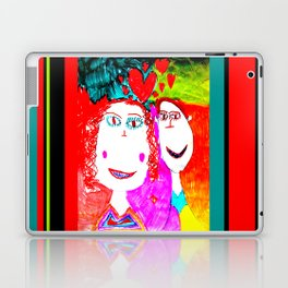 LOVE iN CHiLDHOOD Laptop & iPad Skin