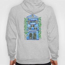 Tropical Blue House Hoody