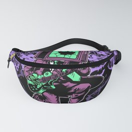 TV Casualty Fanny Pack