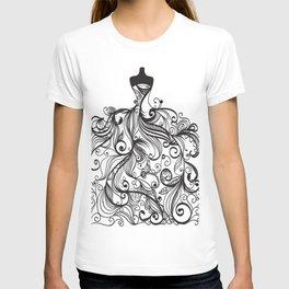 Dress885 T-shirt