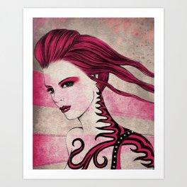 Ardea Art Print