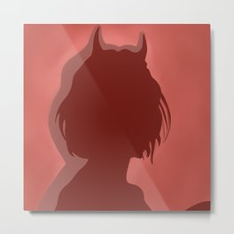 She Devil Metal Print