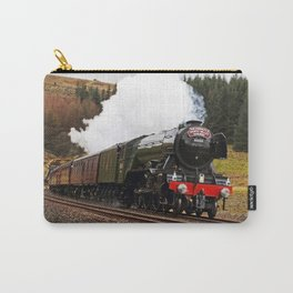 Flying Scotsman at Blea Moor Carry-All Pouch