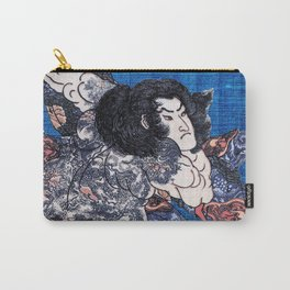 COOL TATTOO DUDE Carry-All Pouch