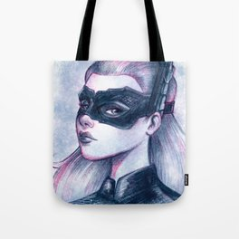 Catwoman Sketch  Tote Bag