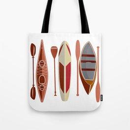 Paddle Passion Tote Bag