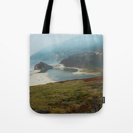 Big Sur Coast Highway Tote Bag
