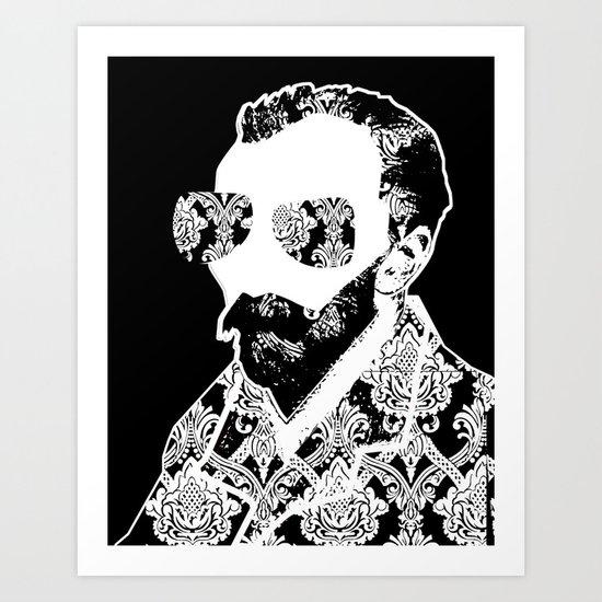 Vincent SW x7 Art Print
