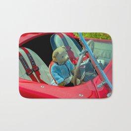 BEARY NICE CAR Bath Mat