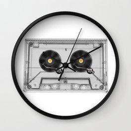 Mixtape vintage Wall Clock