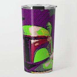 Boba Goes Pop Art Travel Mug
