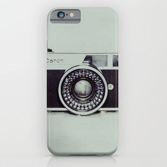 Film Camera Love: Canon iPhone & iPod Case