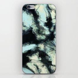 Tethered sky iPhone Skin