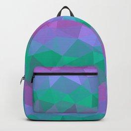 Jewel Tone Stripes Backpack