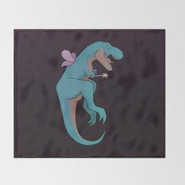 Rexy Fairy Throw Blanket