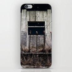 The Keep iPhone & iPod Skin