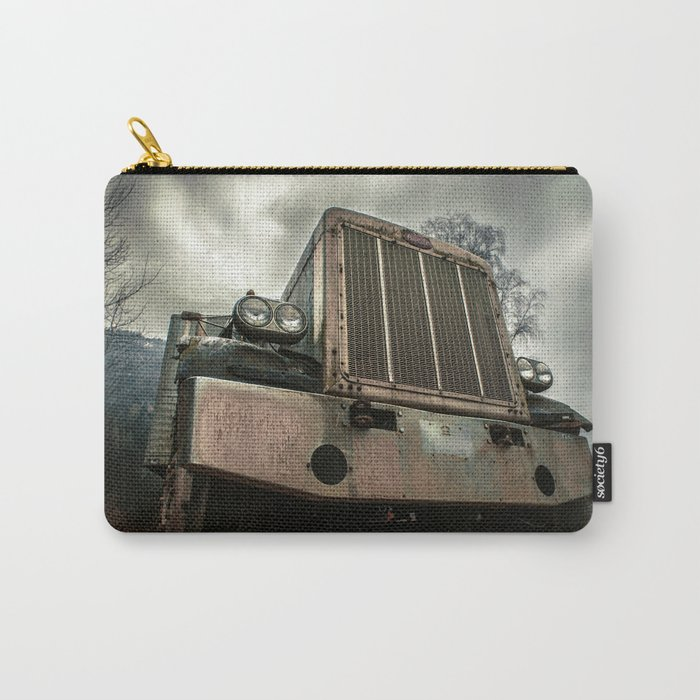 Rusty Warrior Carry-All Pouch