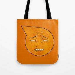 soul eater symbol- excalibur face Tote Bag