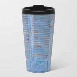 Blue door photography Metal Travel Mug